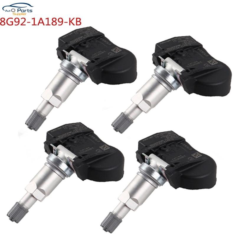 8G92 1A189 KB 433 315mhz タイヤ空気圧監視システム (TPMS) を Ford S Max モンデオ 8G921A189KB 8G92 1A189 KB -    グループ上の 自動車 &バイク からの 圧力センサー の中