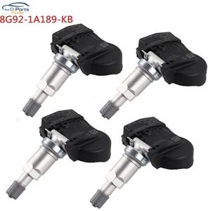 Image 1 - 8G92 1A189 KB 433MHZ Tire Pressure Monitoring System (TPMS) sensor Für Ford Galaxy S Max Mondeo 8G921A189KB 8G92 1A189 KB
