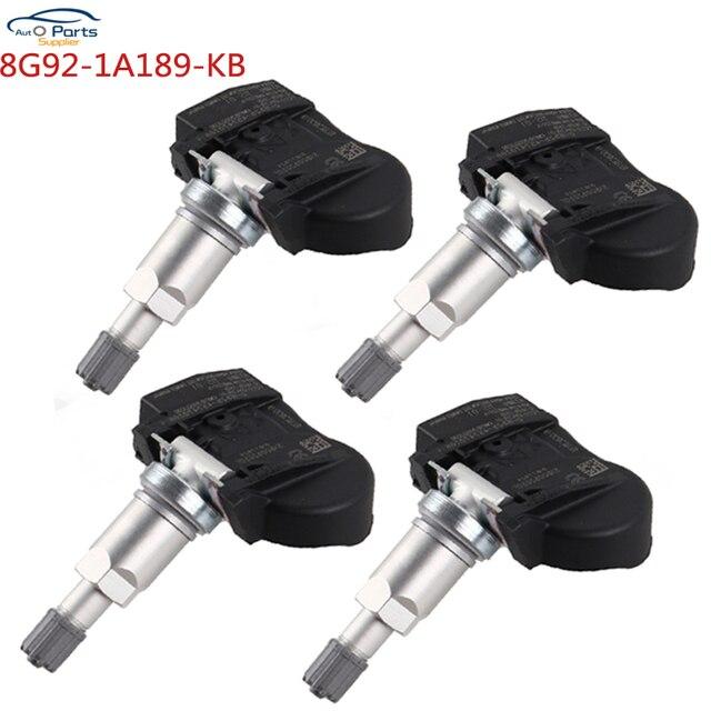8G92 1A189 KB 433MHZ Tire Pressure Monitoring System (TPMS) sensor Für Ford Galaxy S Max Mondeo 8G921A189KB 8G92 1A189 KB