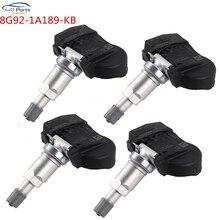 8g92 1a189 kb 포드 갤럭시 s max mondeo 8g921a189kb 8g92 1a189 kb 용 433 mhz 타이어 압력 모니터링 시스템 (tpms) 센서