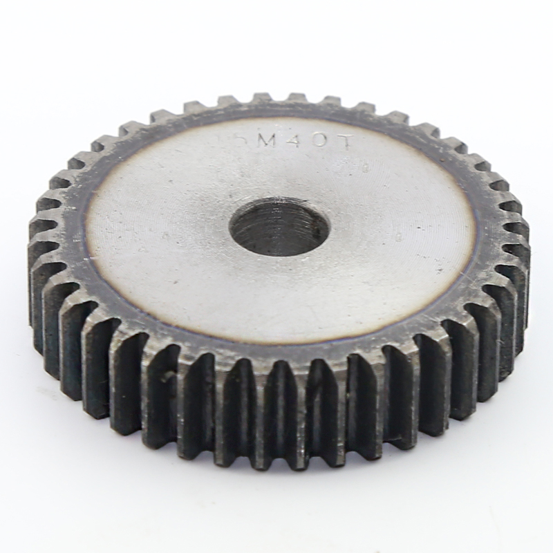 Spur Gear 1.5M31/32/33/34 Teeth Inner Hole 8 Mm Low Carbon Steel Material Flat Gear Without Step