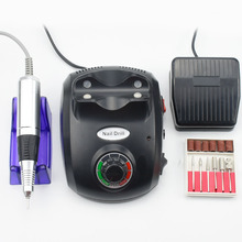 35000RPM Manicure Machine Nail Drill Polishing Machine Electric Manicure Drill Accessory Pedicure Files Bits Nail Cutter