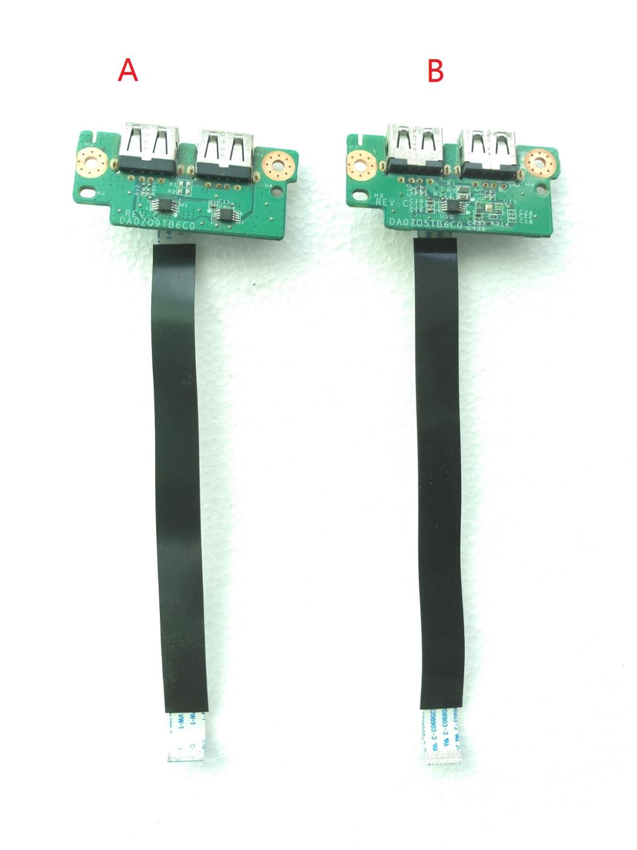Original Free Shipping For ACER 4738 4736G 4538G 4738ZG 4552G USB Board DA0ZQ9TB6C0 DA0ZQ5TB6C0