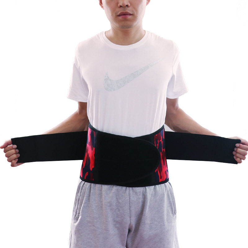 Currently Available Violent Khan Belt Sports Sweating Waist Supporter Fitness Belly Holding Waistband Running Training Plastic W