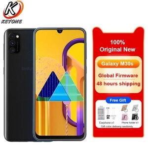 "Image 1 - Brand New Samsung Galaxy M30s Mobile Phone 6.4"" 6GB RAM 128GB ROM Octa Core Triple Rear Camera 48MP +8MP+5MP Dual SIM SmartPhone"