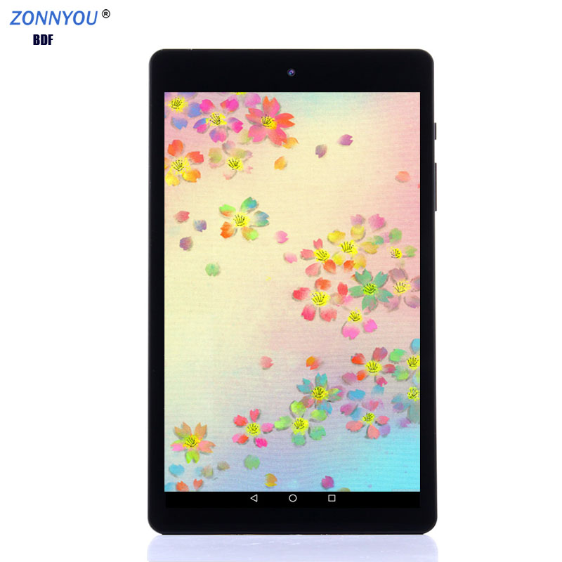 Newest 8 Inch Tablet PC 2GB RAM 16GB ROM Quad Core Android 7.0 Tablets Support Google Play Bluetooth Wi-Fi Tablet PC