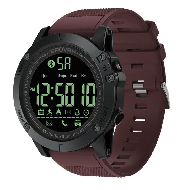 Private Domestic Intelligent Bracelet Outdoor Sports Pedometer Phone Remind Multi-functional Waterproof Bluetooth Watch