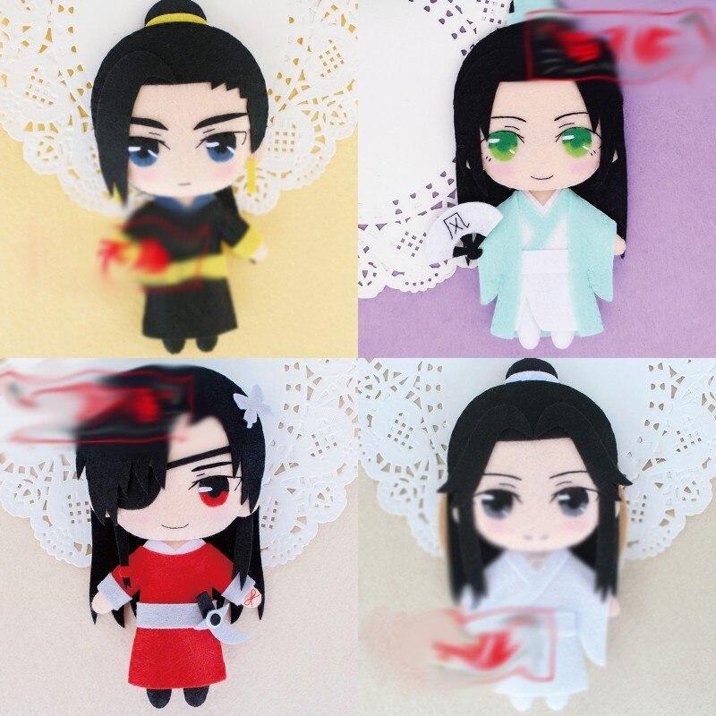 Details about  /Tian Guan Ci Fu 天官赐福 Hua cheng  Xie Lian Doll Plush Toys Keychain Pendant Gift N