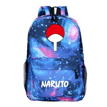 New Anime Naruto Backpacks Fashion Casual Backpack Teenagers Men Women's Student School Bags Bagpack Travel Bag Cute Backpack