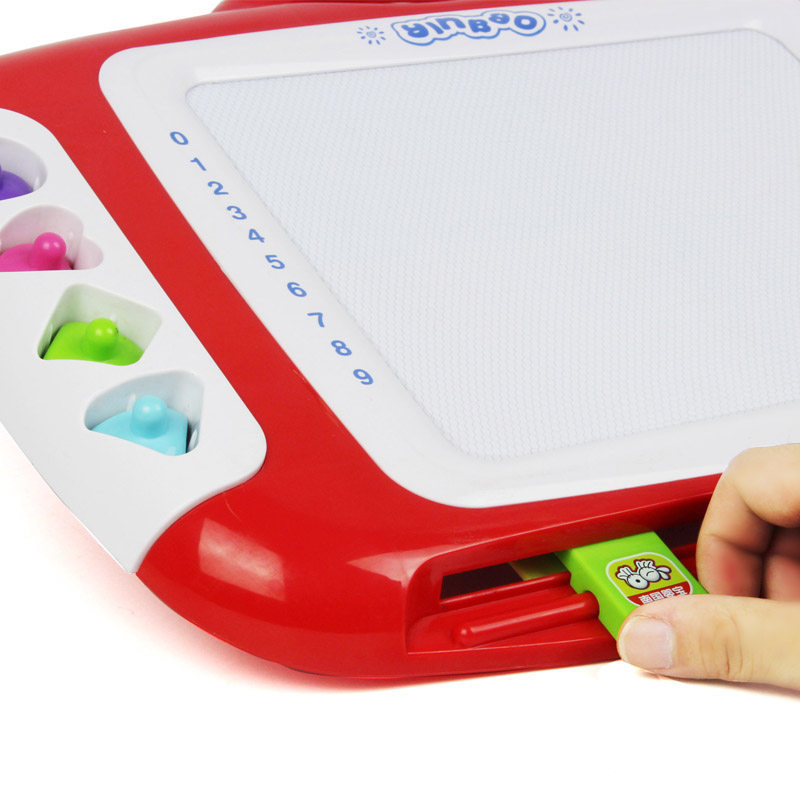 BRS # Magnetic Baby Large Size Sketchpad Children Color Writing Board Infant Early Education Painting Toy BRS