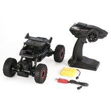 Flytec 9118 1/18 2.4G 4WD Alloy Off Road 35km/h RC Climbing Car