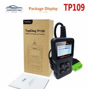 Original JDIag TP109 OBD2 Scan