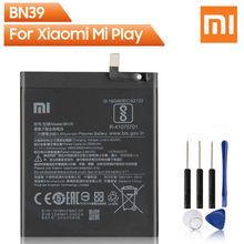 Xiao mi оригинальная запасная батарея для телефона bn39 xiaomi