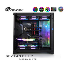 Deflector Chassis Distro-Plate Dynamic Water-Cooling LIANLI Bykski for Cp-o11/Dynamic/Chassis/..