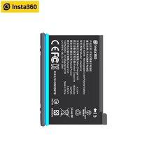 Аккумулятор и зарядное устройство Insta360 ONE X2, оригинальные аксессуары для Insta 360 One X 2, в наличии