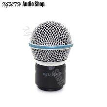 Cabezal de cápsula de cartucho de repuesto para sistema de micrófono Shure SM58 BETA58 BETA58A PGX4 SLX4, micrófonos inalámbricos con micrófono