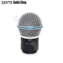 Cartuccia di ricambio Capsula Testa per Shure Microfono Sistema di SM58 BETA58 BETA58A PGX4 SLX4 Senza Fili Mic Microfoni
