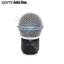 Replacement Cartridge Capsule Head for Shure Microphone System SM58 BETA58 BETA58A PGX4 SLX4 Wireless Mic Mics