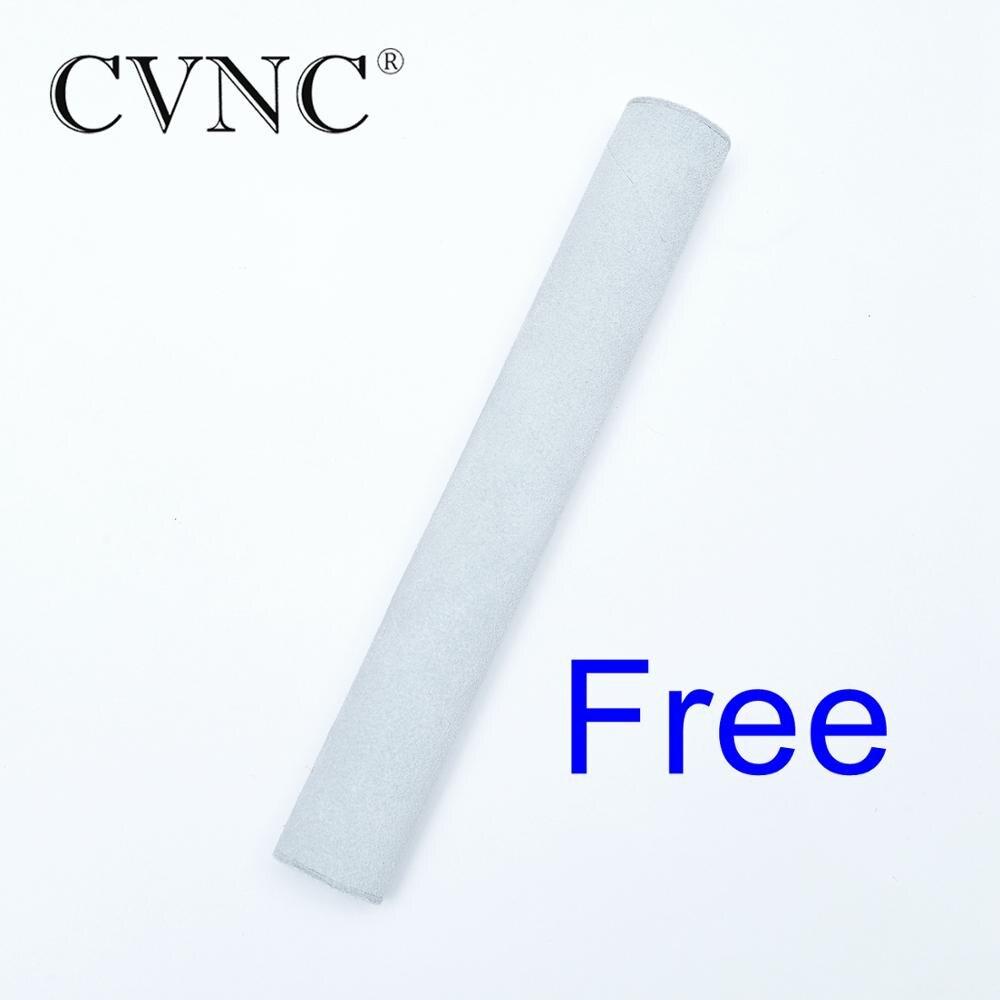 Купить с кэшбэком CVNC 440Hz or 432Hz 16mm Clear Quartz Crystal Singing Tuning Fork with box