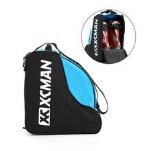 Xcman ski boot mochila leve e durável saco de esqui-lojas de equipamentos incluindo capacete, snowboard, botas, óculos de proteção, luvas e acessórios