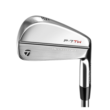 Golf Club P7TW Golf Irons Set 3-9P (8pcs) Flex S and R Steel Shaft With Headcover Free Shipping 1