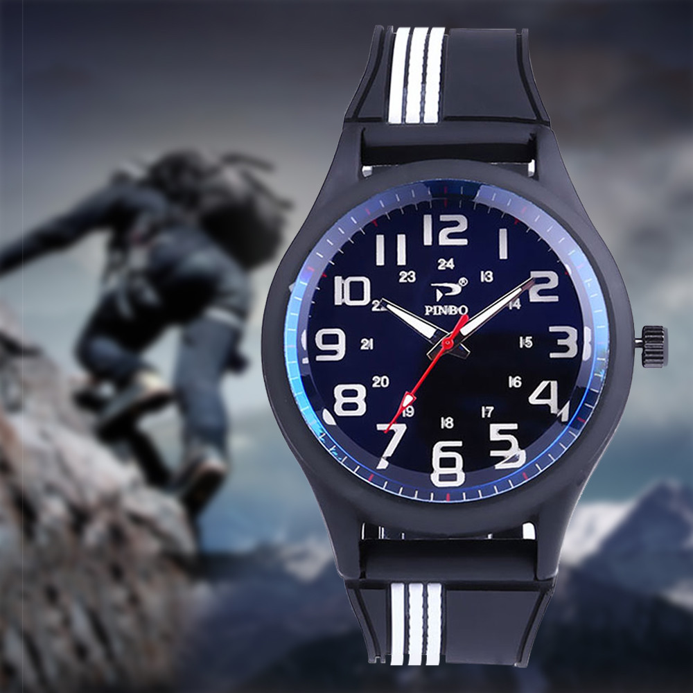Man Watch Winner Quarter-show Wild Temperament montres homme mens watches top brand luxury herren uhren relojes hombre 2019