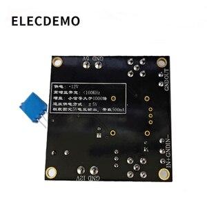 Image 4 - Moduł AD623 wzmacniacz oprzyrządowania moduł wzmacniacza napięcia regulowany pojedynczy zasilacz pojedynczy/różnicowy mały sygnał