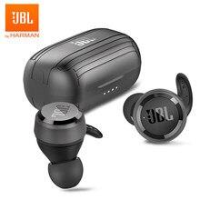 T280 tws t280tws esportes sem fio bluetooth fone de ouvido fones graves profundos à prova dwaterproof água com microfone caso carregamento