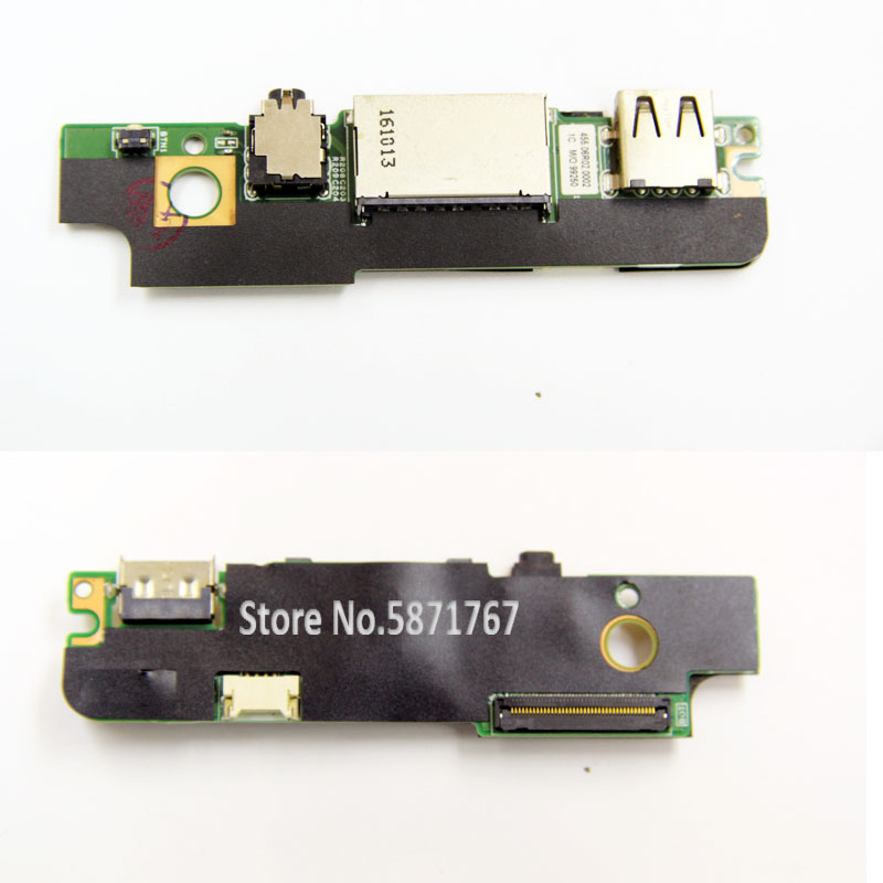 Оригинальная usb-плата для Lenovo ideapad 700 15842-1 455.06R02.0002 448.06R02.0011