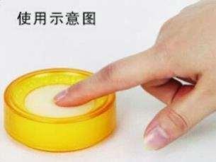 Wet Hand Sponge Hand Wet Moisturizer Water Sponge Cylinder Count Money Hand Run Office Supplies