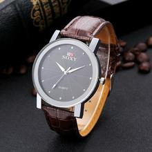 2019 New Hot Sale SOXY Business Men #8217 s Watch Synthetic Leather watch Luxury Relogio Gift For male clock Relogio Masculino cheap Fashion Casual QUARTZ Buckle No waterproof Alloy 24cm 19mm ROUND Quartz Wristwatches None 40mm Glass man s watches reloj hombre