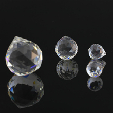 Glass-Ball Chandeliers Shinning-Prism Suncatcher Clear Crystals 30mm/40mm For-Sale 1piece