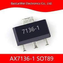 5 шт. AX7136-1 3SOT89 3TO92 5SOT23 микросхема электроника компоненты интегральные схемы LDO напряжение регулятор +% 28 то же как HT7136% 29