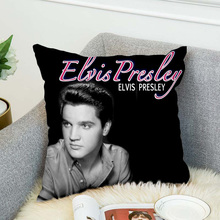 Elvis Presley Pillow Case Polyester 3d all ove printed Decorative Pillowcases Throw Pillow Cover style-4 marilyn monroe pillow case polyester decorative pillowcases throw pillow cover style 9