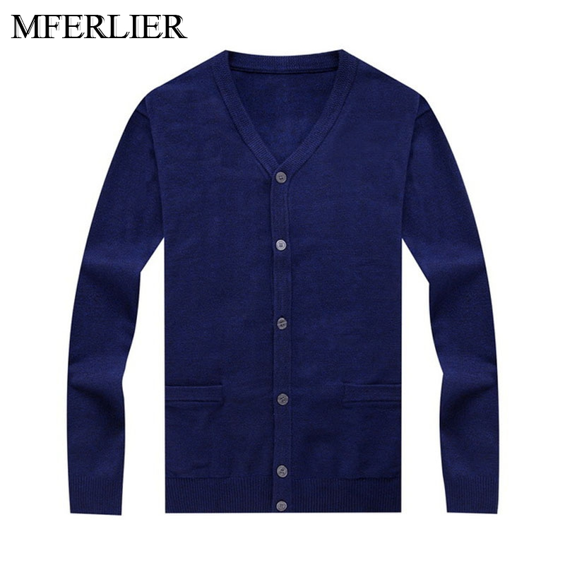 Spring Winter Sweater Men 5XL 6XL 7XL 8XL 9XL Bust 140cm Long Sleeve Plus Size Men Sweater 3 Colors