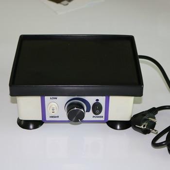 JT-51B Square Electric Dental Oscillator Vibrator Vibrating Lab Equipment Dental Gypsum Plaster Vibractor Instrument