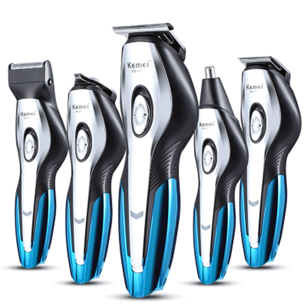11 IN 1 Rechargeable Electric Hair Trimmers Hair Clipper Electric Shaver Beard Trimmer Shaver Razor Nose Trimmer Shaving Machine
