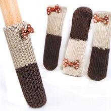 4 шт/компл 12*3 см противоскользящие носки для ног на стуле