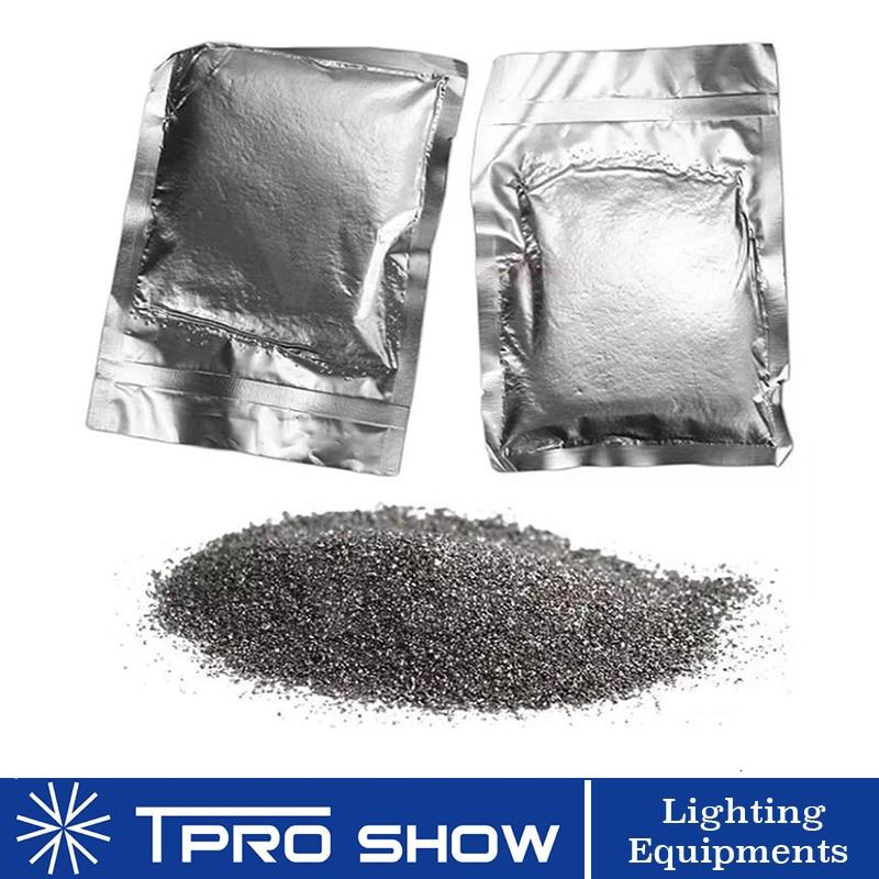 Ti Powder Pyrotechnics Machine Dmx 512 Cold Spark Machine Titanium Powder Metal Firework Powder 200g Bag Fireworks For Weddings