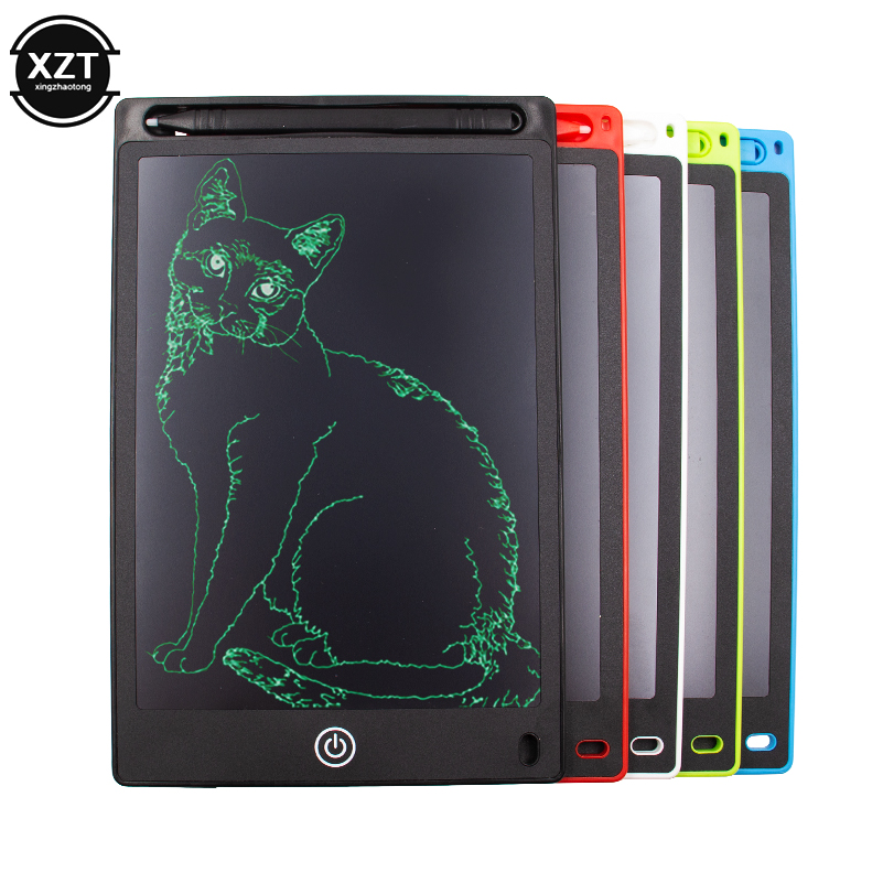 LCD Writing Tablet 8.5 Inch Electronic Digital Electronic Graphics Drawing Board Doodle Pad With Stylus Pen Gift For Kids