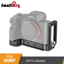 SmallRig A7R IV L Bracket Plate for Sony A7R IV Arca-Swiss Standard Side Plate+ Baseplate L Plate Mounting Plate - 2417(China)