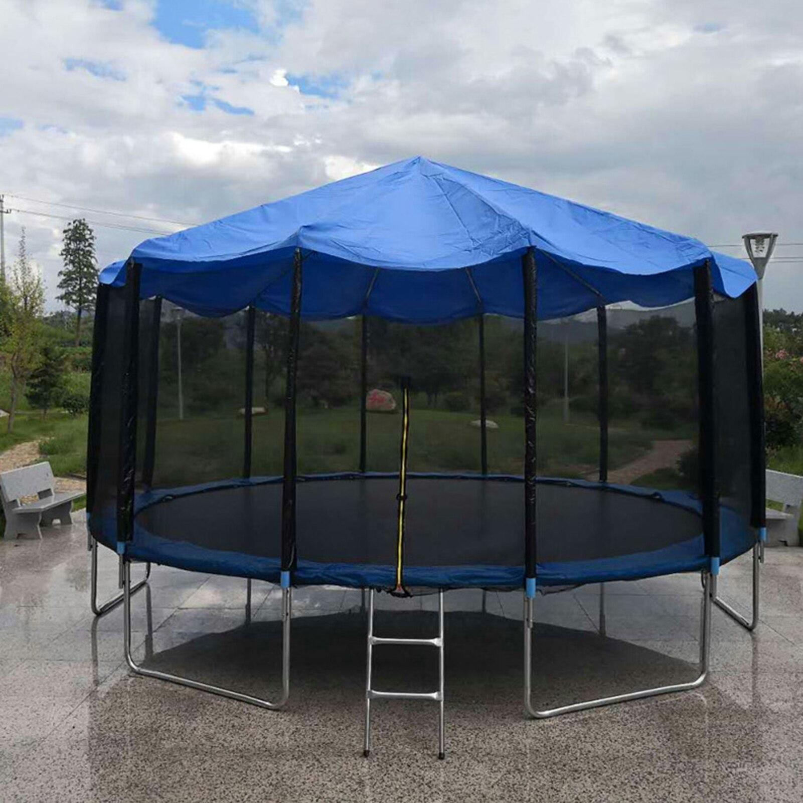 proteção do trampolim do pe dos polos