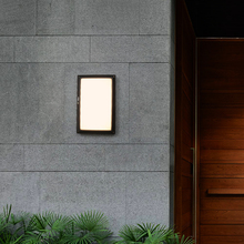 Light Control Wall Mount 15W 1200LM 36 Led Ip65 Waterproof Outdoor Wall Lamp Radar Sensor Dimmable Outside Light Fixtures Sconce
