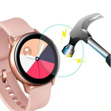 Bộ 5 TPU Mềm Mại Bảo Vệ Bộ Phim Bảo Vệ Cho Samsung Galaxy Đồng Hồ Hoạt Động 2 40 Mm/44 Mm Active2 Đồng Hồ Thông Minh Smartwatch tấm Bảo Vệ Màn Hình Full Cover