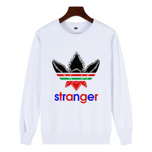 New Street Brand Stranger Things O-Neck Cotton Sweatshirt Women Funny Strange DEMOGORGON Women's Pullover Plus Size Clothing
