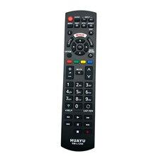 שלט רחוק מתאים עבור Panasonic טלוויזיה עם נטפליקס N2QAYB000830 N2QAYB000321TC 26LX14 TC 42PX14 TC 65PS14 TC P65S1