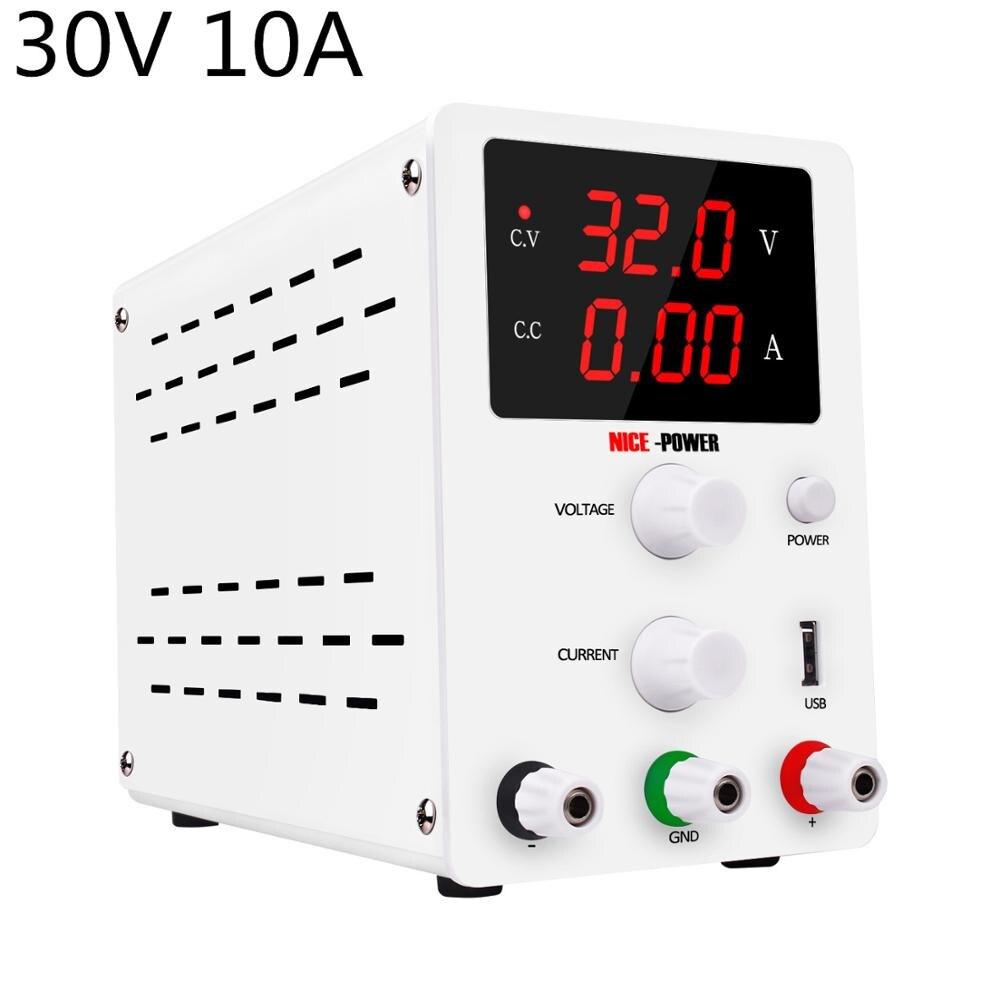 30v 10a alimentation de laboratoire affichage numérique commutation réglable dc alimentation régulateur de tension 220 v 110v nouveaux arrivants