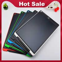 Gráficos tablet eletrônica desenho tablet inteligente lcd escrita tablet apagável placa de desenho 8.5 12 Polegada luz almofada caneta escrita
