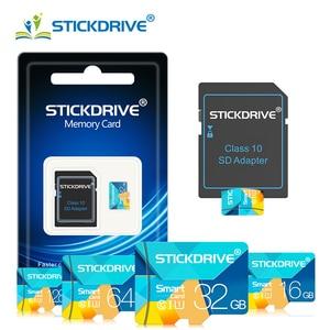 High speed microsd memory cards 4GB 8GB 16 GB 32 GB 64GB cartao de memoria class 10 micro sd card TF card for free adapter gift