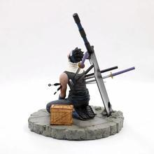 Anime Figure Store 15cm Naruto Momochi Zabuza Model Toys